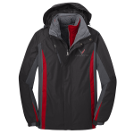 Corvette Colorbock 3 in 1 Jacket