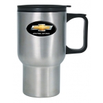 Chevrolet Racing 16 oz. Stainless Mug