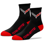 Corvette Quarter Socks