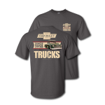 Charcoal Chevy Trucks Since 1918 T-Shirt
