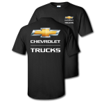 Chevy Trucks Black T-Shirt