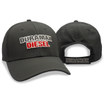 Graphite Performance Fabric Duramax Diesel Cap