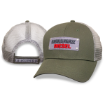 Military Green w/ Mesh Back Duramax Diesel Cap
