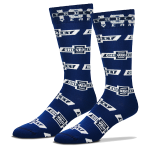 Chevrolet 100 Year Crew Socks