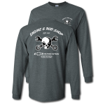 Engine & Rod Shop Mr. Crosswrench Long Sleeve T-Shirt