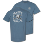 Heather Bronze Mr. Crosswrench Motor Racing T-Shirt