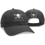 Charcoal performance cap chrome Mr Crosswrench racing