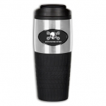 Mr. Crosswrench 16 oz. Stainless Tire Tumbler