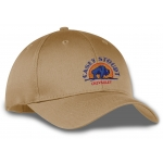 Dealer Pesonalized Tan Hat