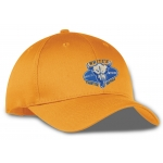 Dealer Pesonalized Athletic Gold Hat