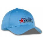 Dealer Pesonalized Carolina Blue Hat