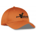 Dealer Pesonalized Texas Orange Hat