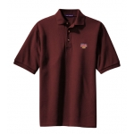 Dealer Personalized Burgundy Polo
