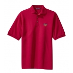 Dealer Personalized Red Polo