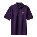 Dealer Personalized Purple Polo