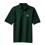 Dealer Personalized Dark Green Polo