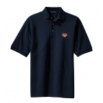 Dealer Personalized Navy Polo
