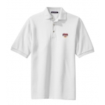 Dealer Personalized White Polo