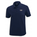Dealer Personalized Ladies Classic Navy Performance Pique Polo