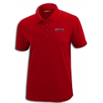 Dealer Personalized Ladies Classic Red Performance Pique Polo
