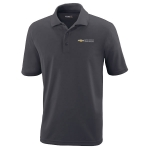 Dealer Personalized Carbon Performance Pique Polo