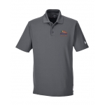 Dealer Personalized Under Armour Graphite Perf Polo