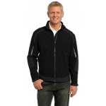 Dealer Personalized Black/Grey Soft Shell Jacket