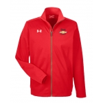 Dealer Personalized Under Armour Red Team Jacket