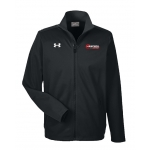 Dealer Personalized Under Armour Black Team Jacket