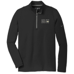 Dealer Personalized NIKE 1/2 Zip Black/Grey