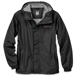 Dealer Personalized Waterproof/Breathable/Packable Jacket Black