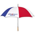 Dealer Personalized Red/White/Blue Umbrella