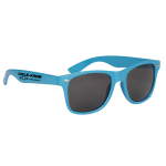 Dealer Personalized Blue Malibu Sunglasses