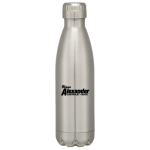 Dealer Personalized Silver Stainless Steel Vacuum Bottle. Min order
