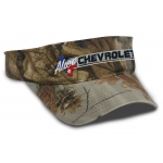 Dealer Personalized Dealer Personalized Camo Visor Realtree AP