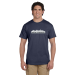 Navy Heather High Country T-Shirt