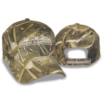 High Country Camo Hat Velcro Closure