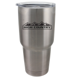 High Country Infinity 30 oz. Stainless Tumbler
