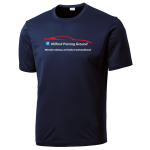 Milford Proving Ground PosiCharge Tee True Navy