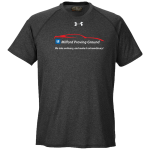 Milford Proving Ground Under Armour Locker Tee Black