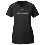 Ladies Milford Proving Ground Under Armour Locker Tee Black