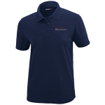 Ladies Milford Proving Ground Classic Navy Performance Pique Polo