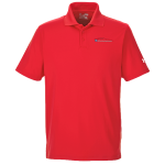 Milford Proving Ground Under Armour Performance Red Polo