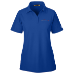 Ladies Milford Proving Ground Under Armour Performance Royal Polo