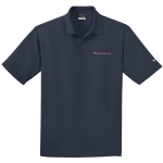 Milford Proving Ground NIKE Golf Dri-Fit Micro Pique Polo Navy