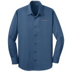 Milford Proving Ground Dress Shirt Moonlight Blue