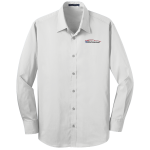 Milford Proving Ground Dress Shirt White