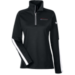 Ladies Milford Proving Ground Under Armour Pullover Black