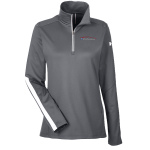 Ladies Milford Proving Ground Under Armour Pullover Graphite