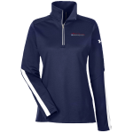 Ladies Milford Proving Ground Under Armour Pullover Midnight Navy